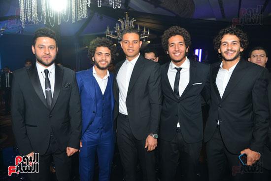حفل زفاف مروان محسن (6)