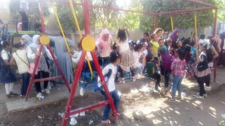احتفالات مراكز الشباب بالعيد (5)