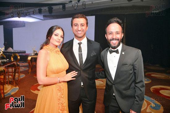 حفل زفاف مروان محسن (2)