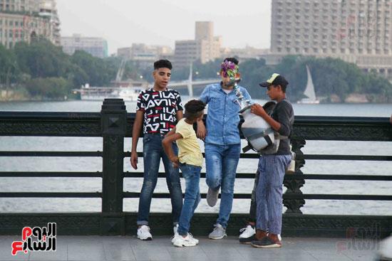 العرقسوس والمرطبات على النيل