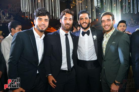 حفل زفاف مروان محسن (19)