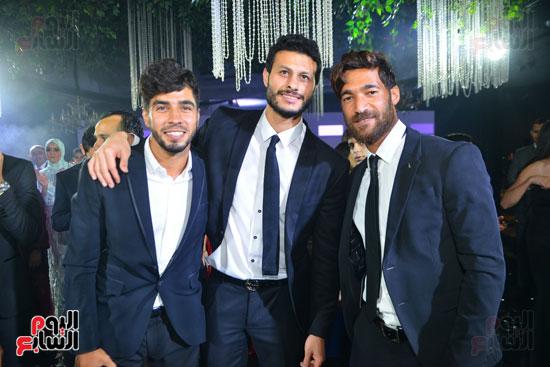 حفل زفاف مروان محسن (22)