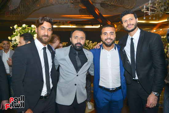 حفل زفاف مروان محسن (27)