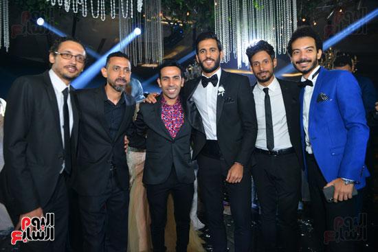 حفل زفاف مروان محسن (33)