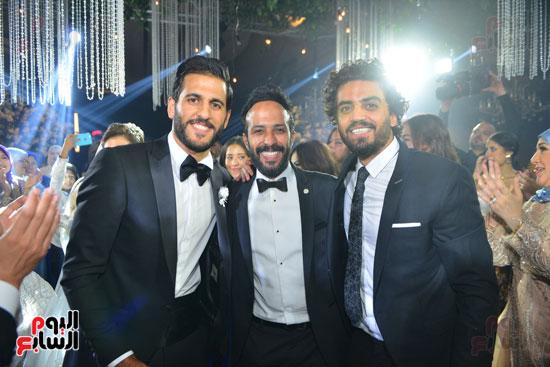 حفل زفاف مروان محسن (3)