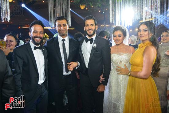 حفل زفاف مروان محسن (4)
