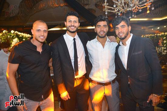 حفل زفاف مروان محسن (28)