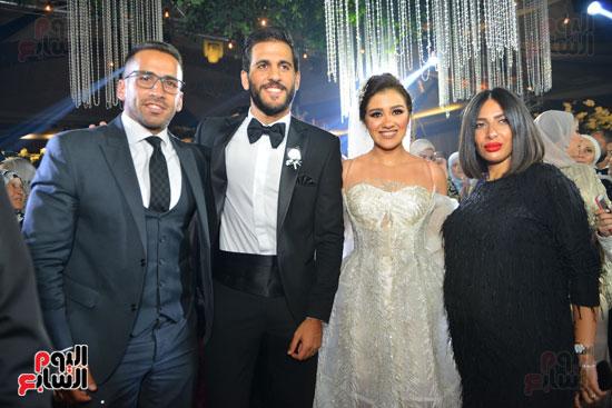 حفل زفاف مروان محسن (5)