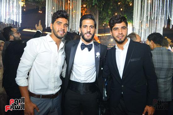 حفل زفاف مروان محسن (8)