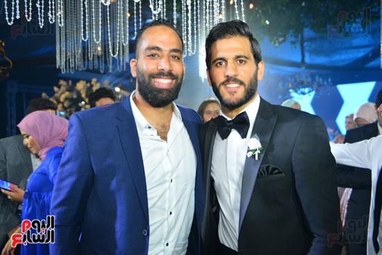 حفل زفاف مروان محسن (24)