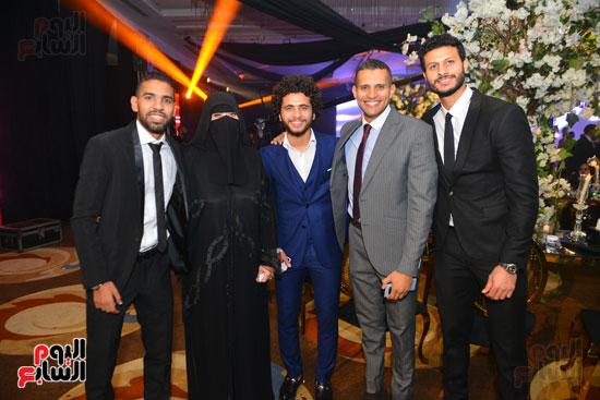 حفل زفاف مروان محسن (37)