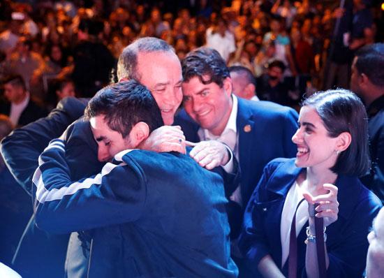 أليخاندرو يعلن  فوزه برئاسة جواتيمالا