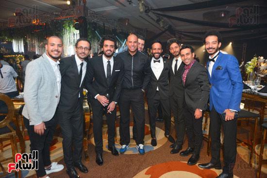حفل زفاف مروان محسن (12)