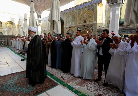 صلاة-العيد-فى-العراق