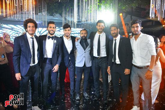حفل زفاف مروان محسن (21)