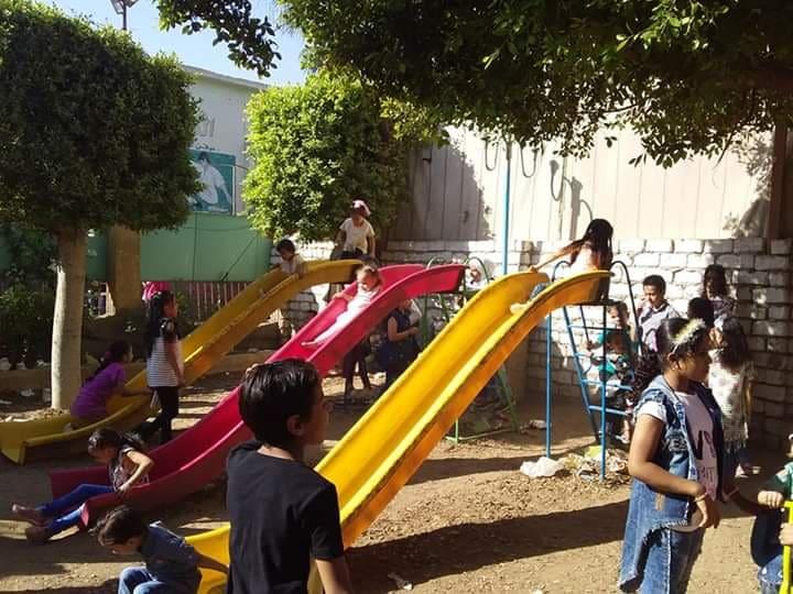 احتفالات مراكز الشباب بالعيد (1)
