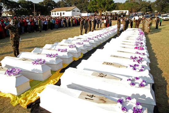 عدد من الضحايا