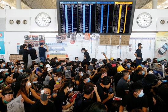 مطار-هونج-كونج