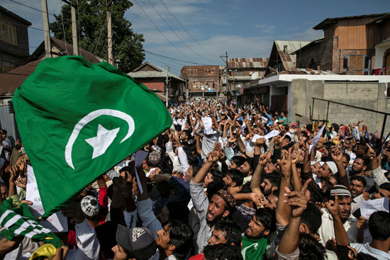 مظاهرات-بعد-صلاة-عيد-الأضحى