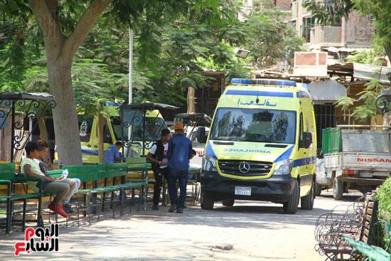 رجال الاسعاف للطوارئ