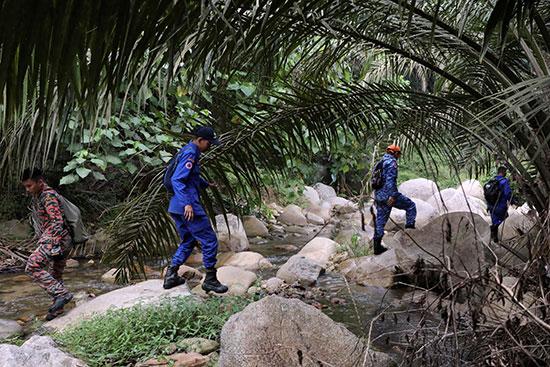قوات الإنقاذ فى ماليزيا