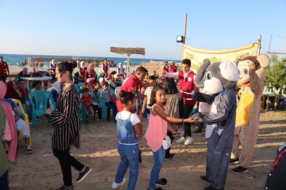 محافظ شمال سيناء يتجول مع ذوى القدرات الخاصة بـالطفطف (5)