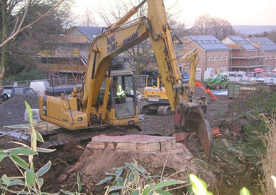 أعمال البناء