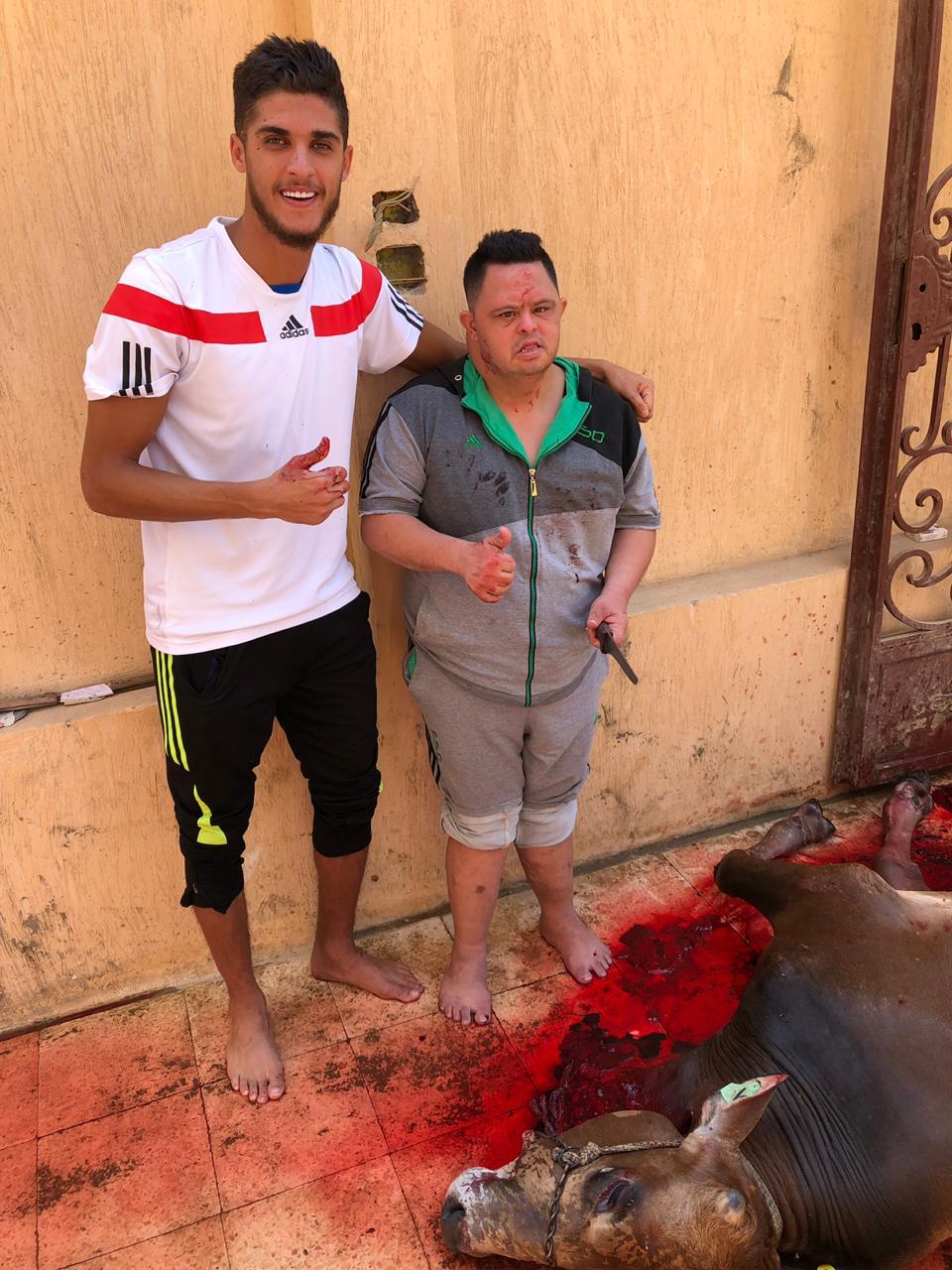 امح و احمد الشيخ