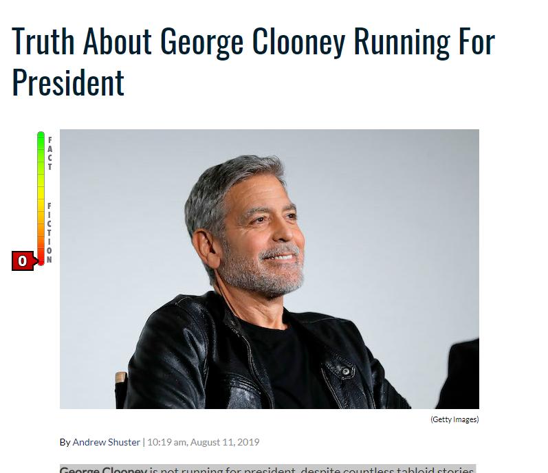 جورج كلوني