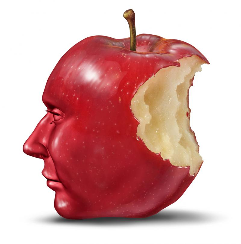 الاصابة بالزهايمر يؤثر على المخ
