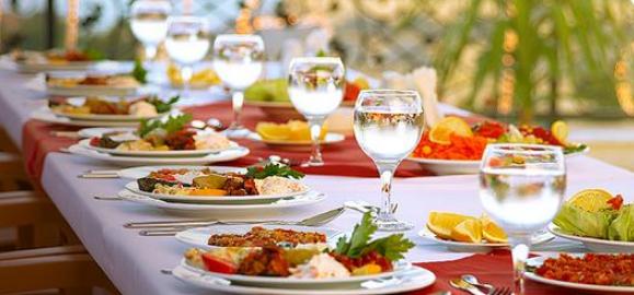 نصائح لتقديم الطعام فى العيد (1)