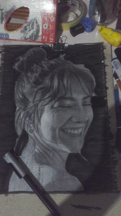 جانب من الرسم (2)