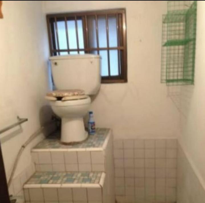 تصميم مرحاض سئ