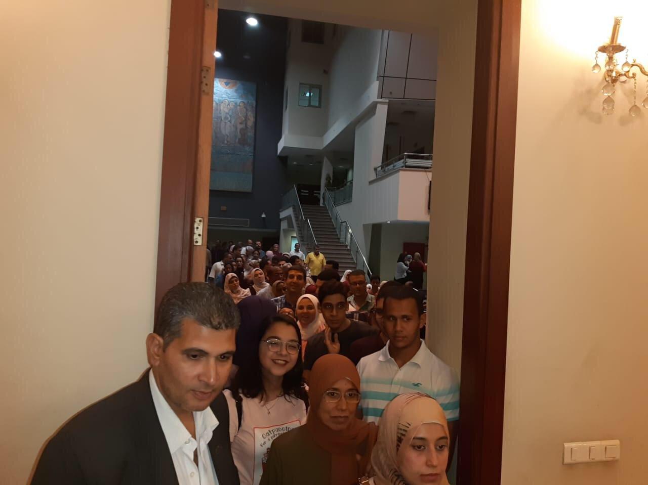 توافد الجمهور على مسرحيات عيد الأضحى