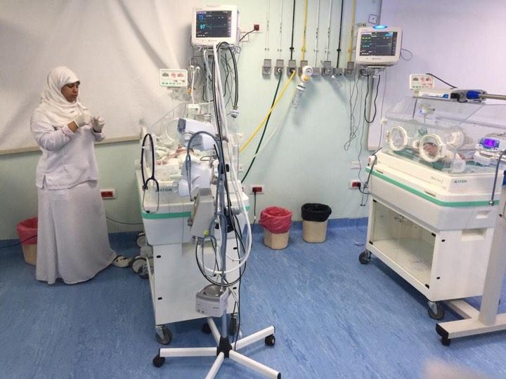 طوارئ مستشفى بالأقصر خلال العيد (3)
