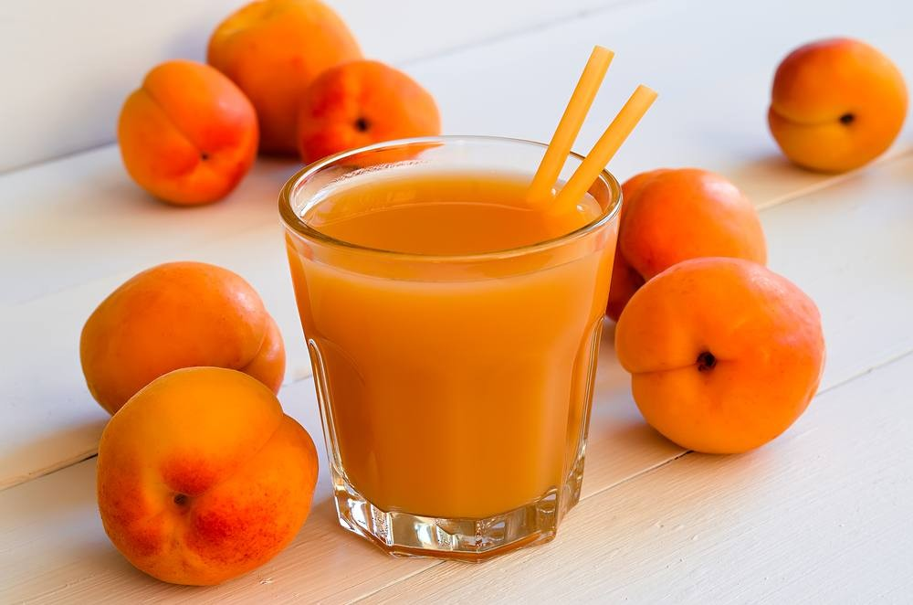 عصير الخوخ8