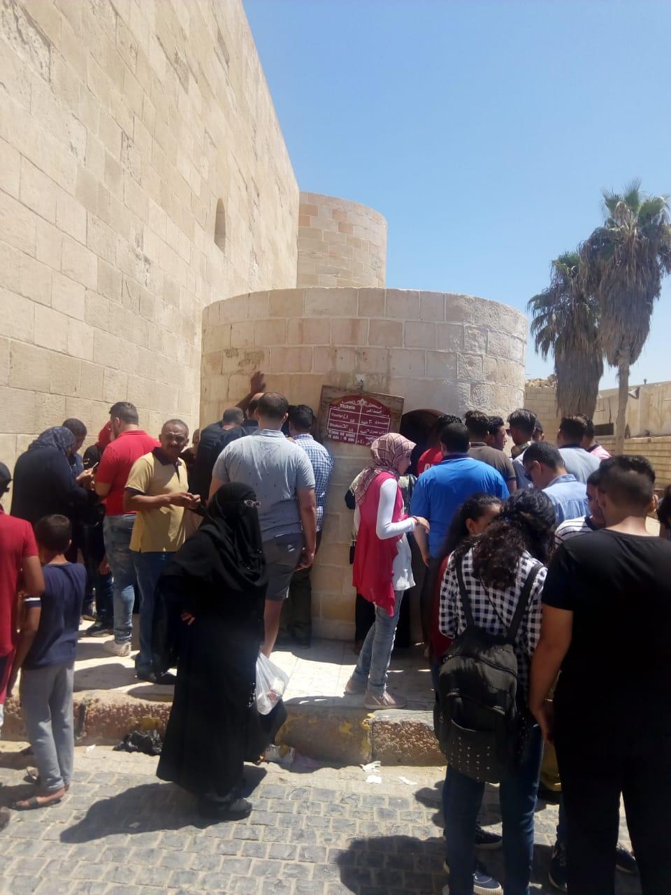 قلعة قايتباى (3)