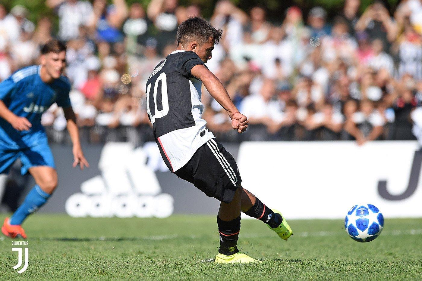 مباراة يوفنتوس وفريق الشباب (2)