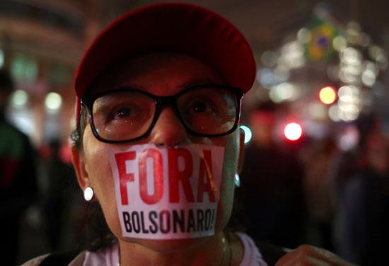 تظاهرات فى البرازيل ضد قرار خفض الميزانية المخصصة للجامعات (8)