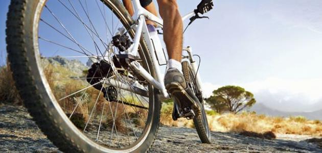 فوائد لركوب الدراجات  (1)
