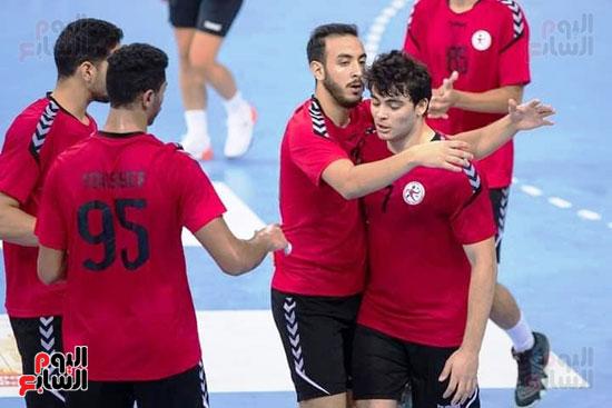 مباراة كرة اليد بين مصر وسلوفانيا (4)