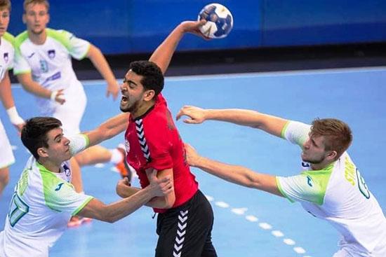 منتخب ناشئى كرة اليد (3)