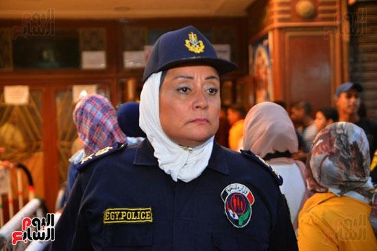 تامين الشرطة النسائية للسينمات (3)