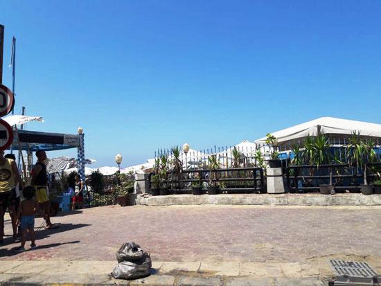 إقبال كبير على شواطئ الإسكندرية فى رابع أيام عيد الأضحى  (11)
