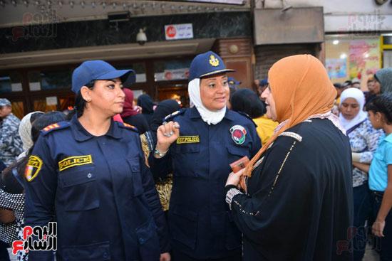تامين الشرطة النسائية للسينمات (32)