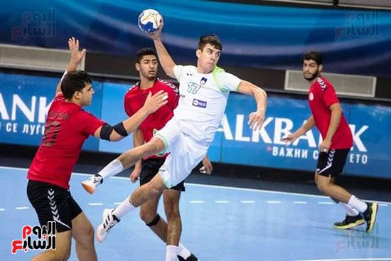 مباراة كرة اليد بين مصر وسلوفانيا (5)