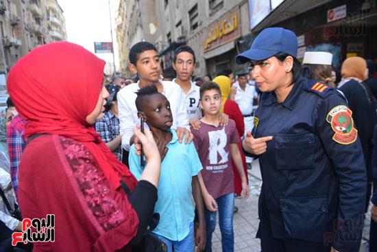 تامين الشرطة النسائية للسينمات (36)