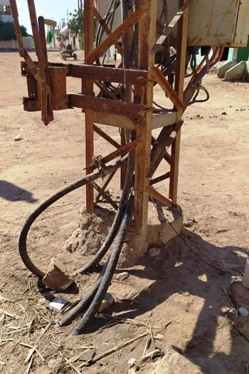 أهالى-قرية-بحر-البقر-بالشرقية-يطالبون-بنقل-محول-كهرباء--(3)