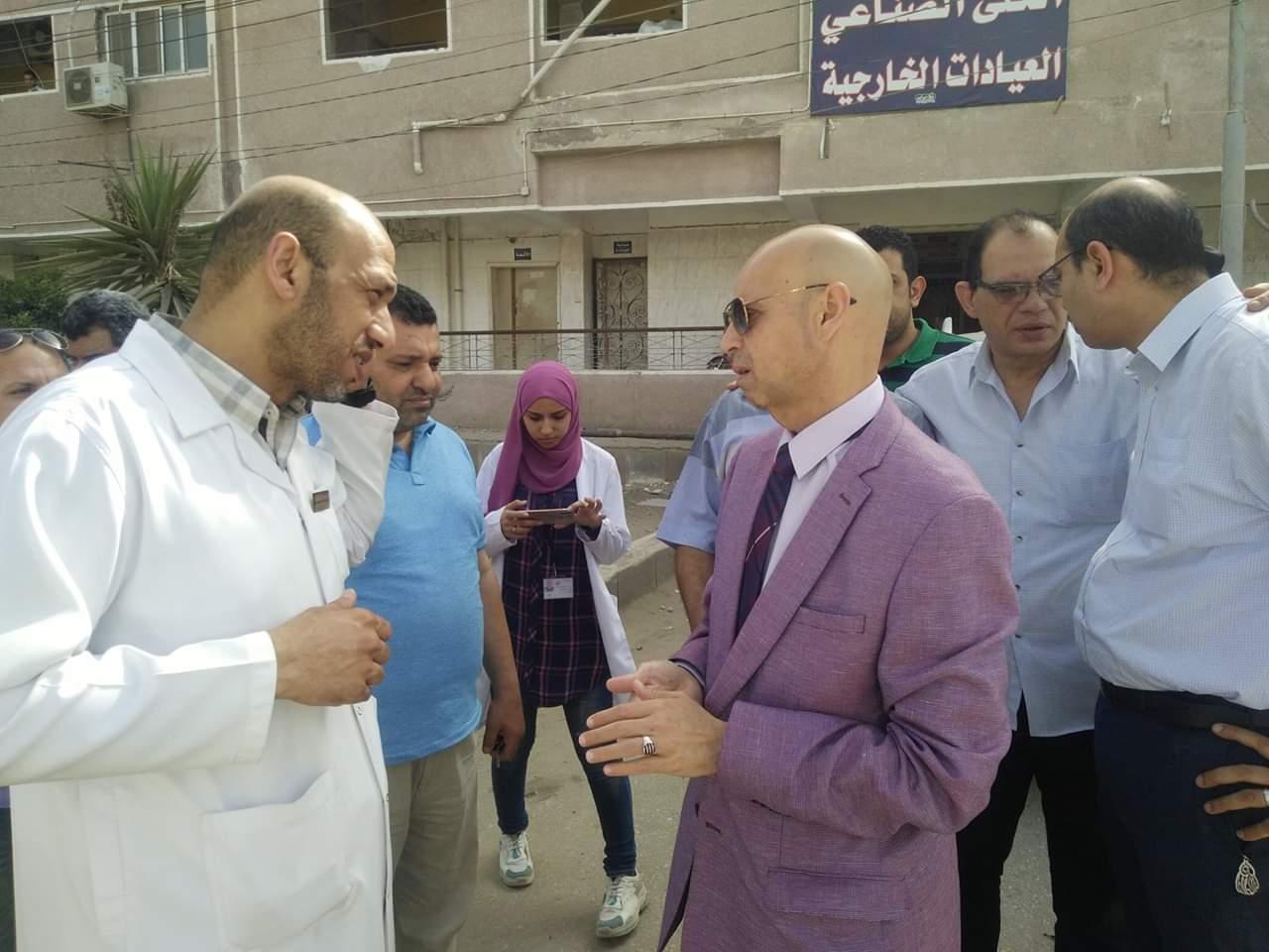 صحة الشرقية توقيع الكشف الطبى على أكثر من 2 مليون مواطن (3)