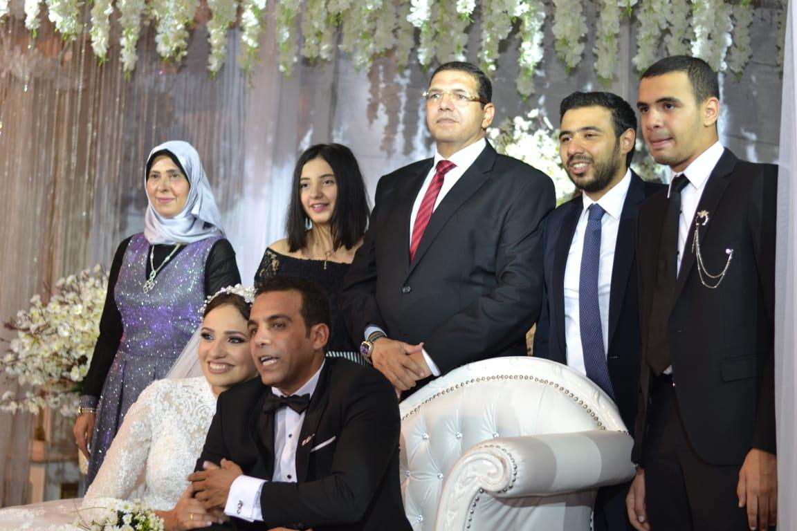 زفاف ابنة مدير منتخب الناشئين (5)